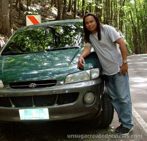 Bohol tour operator Paul Julapong