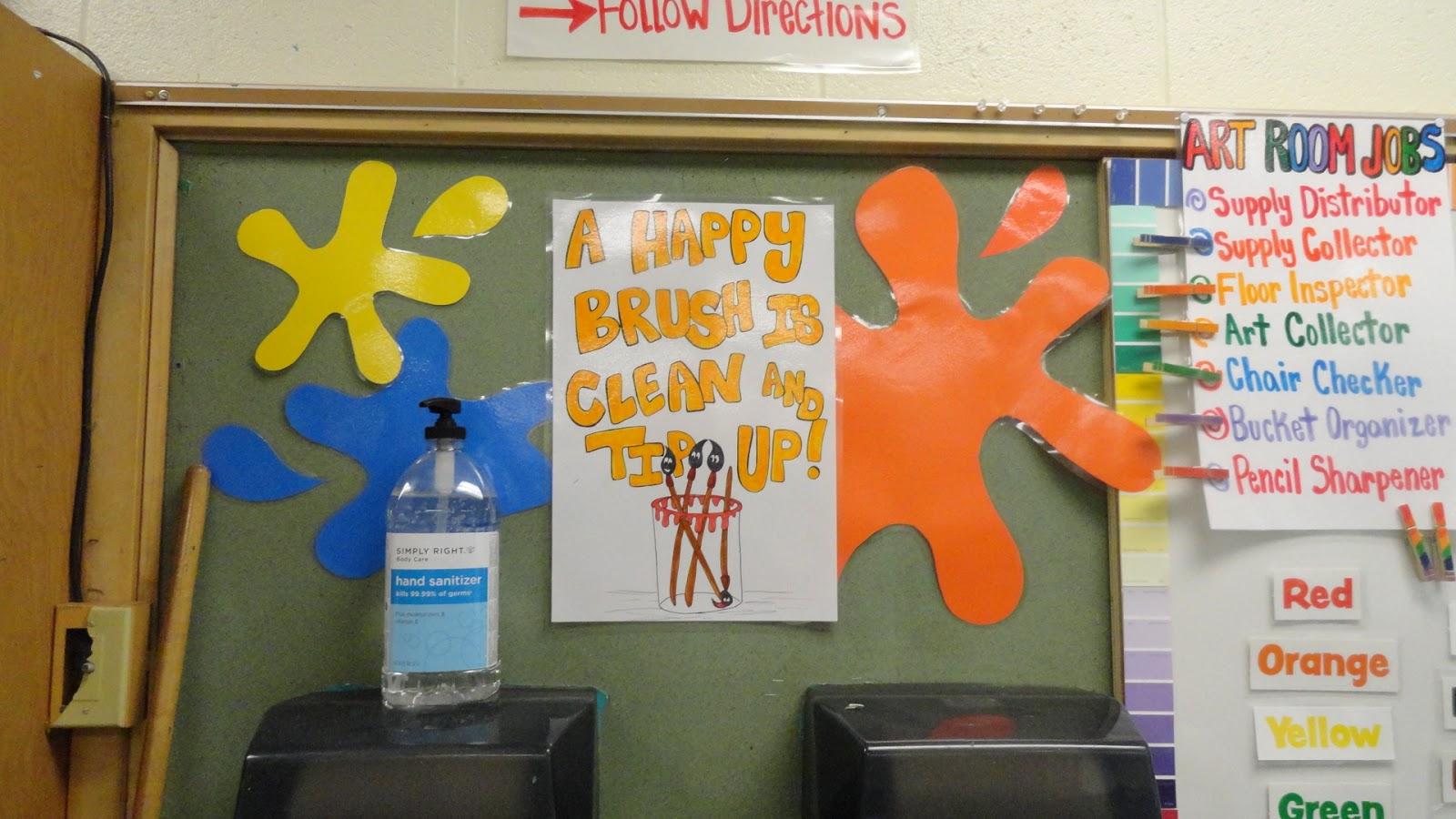 An Organized Sink Area!