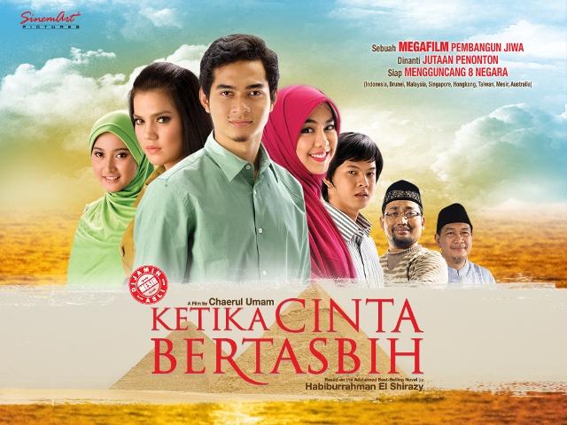 Film Ketika Cinta Bertasbih 1 Full Movie | Sarjanaku.com