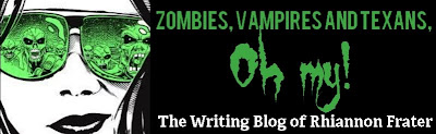 Zombies, Vampires and Texans! Oh, my!!!