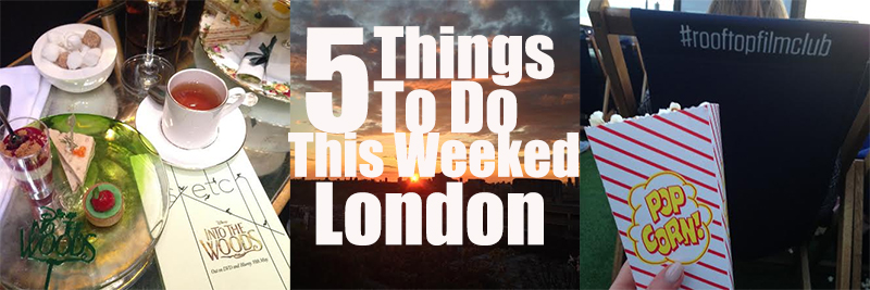 things london month april