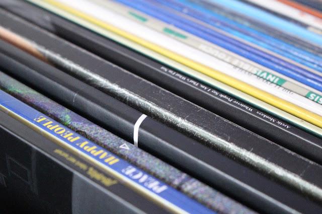 vinyls music indie alternative