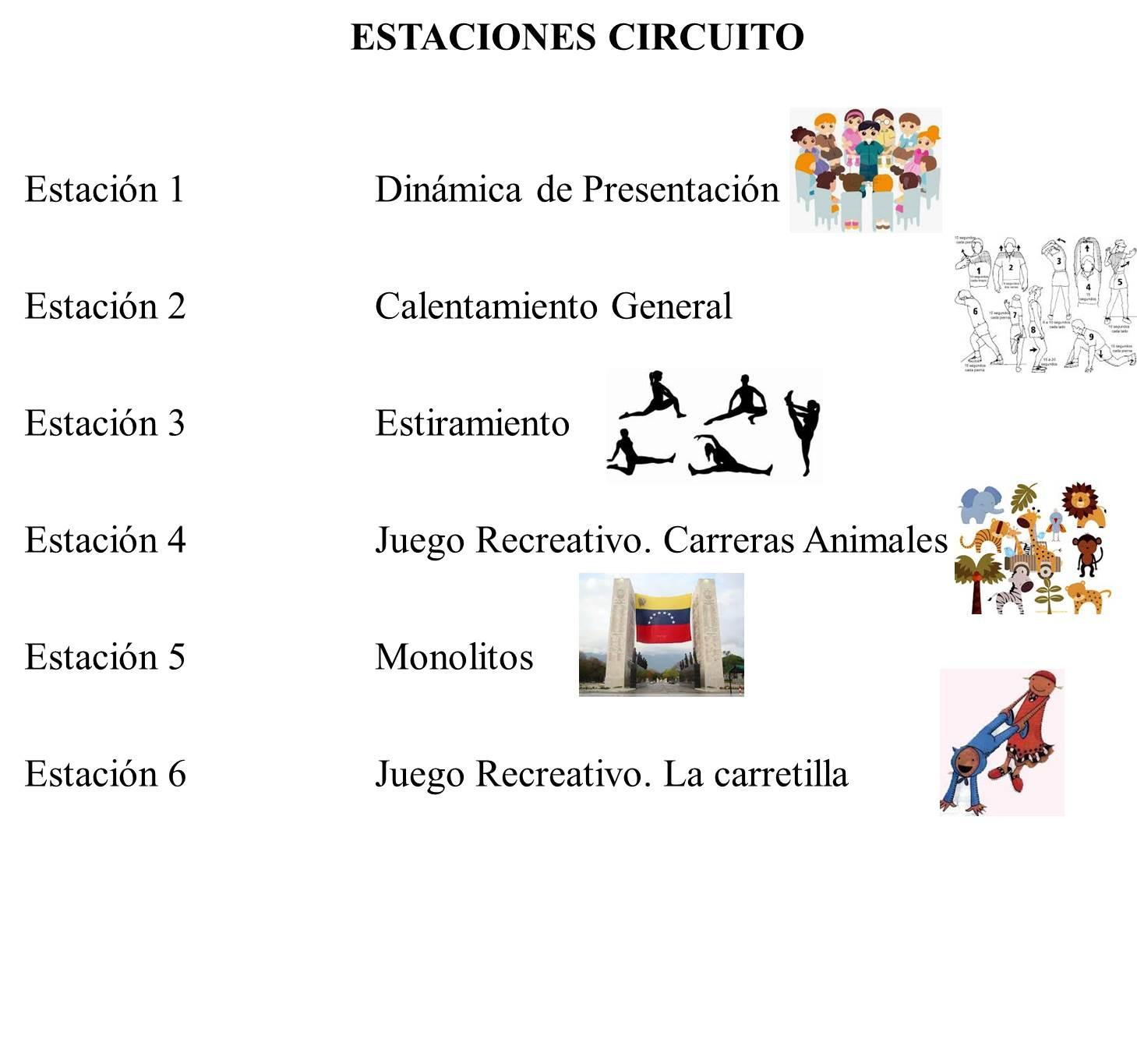Circuito General : Leizedkenpo: circuito deportivo y recreativo leized sánchez