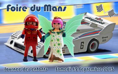 Journée de l'Enfance, le Mans, 12 septembre 2015