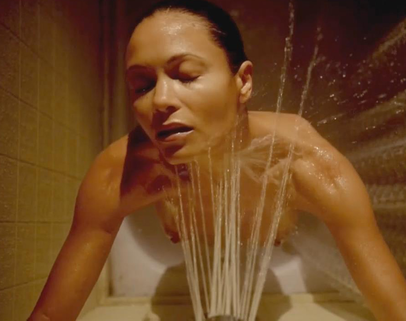 Waste. The thandie newton nude