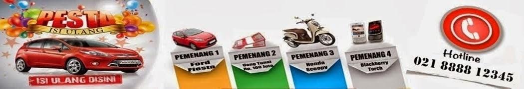 PESTA ISI ULANG M-KIOS 2015