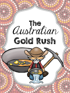 https://www.teacherspayteachers.com/Product/The-Australian-Gold-Rush-Activity-Unit-221793