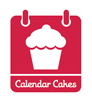 Calendar Cakes Blogger Challenge
