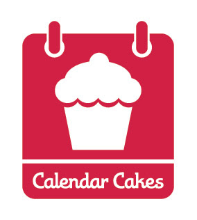 Calendar Cakes Blogger Challenge