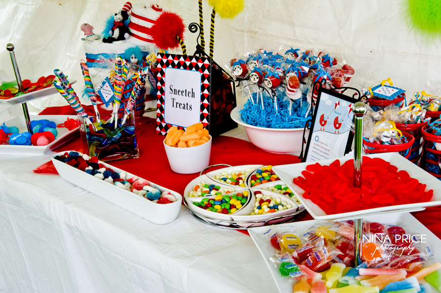 Home Confetti: Merry Monday: Dr. Seuss Baby Shower