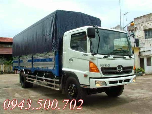 Cần thuê xe tải 8 tấn chở hàng