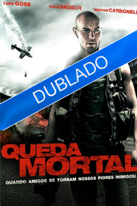 Poster do Filme Queda Mortal (2013)