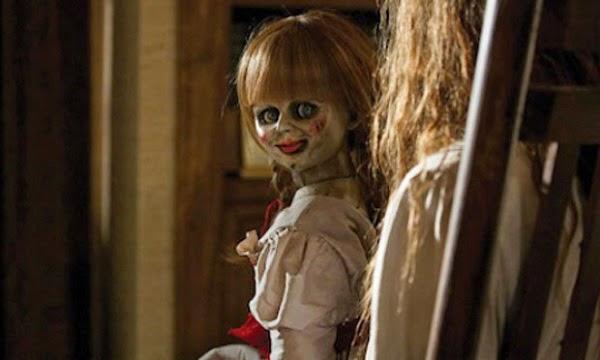Annabelle Menjadi Film Horor Terseram 2014