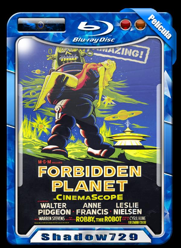Forbidden Planet (1956) | El Planeta Prohibido 720p Mega Dua
