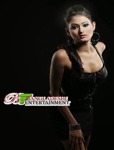 Model and film actress Adhora Khan