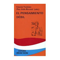 Libro Gianni Vattimo