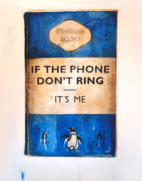 Penguin Book Phone Cover : A library of design book covers the harland miller way