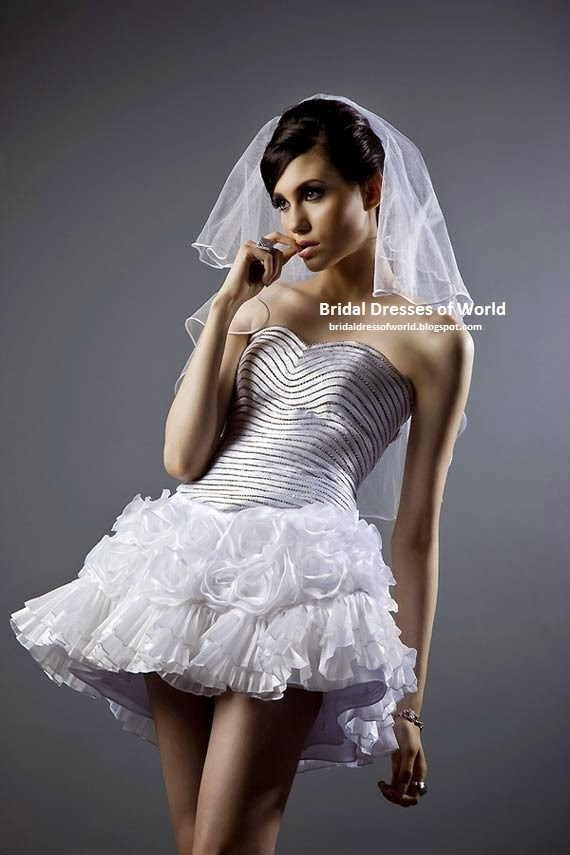Bridal Dresses of World: Brazilian Bridal Wedding Dresses ...