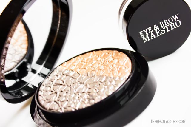 Giorgio Armani Fall 2014 Makeup Fade to Grey