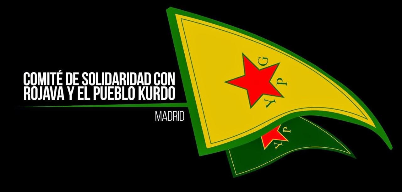 Comité de solidaridad con Rojava y el pueblo kurdo
