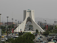 I was in : TEHRAN