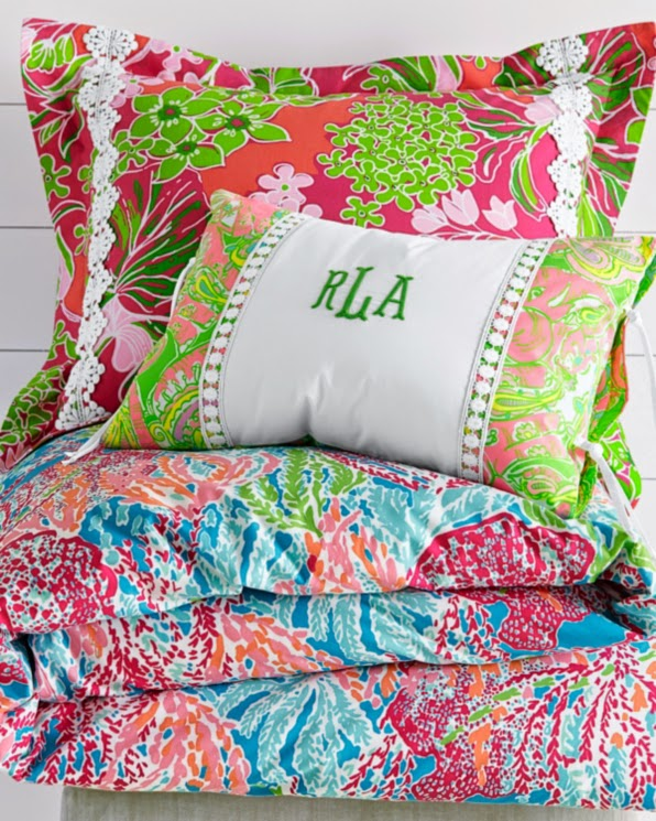 lilly pulitzer garnet hill lets cha cha duvet cover on sale discount