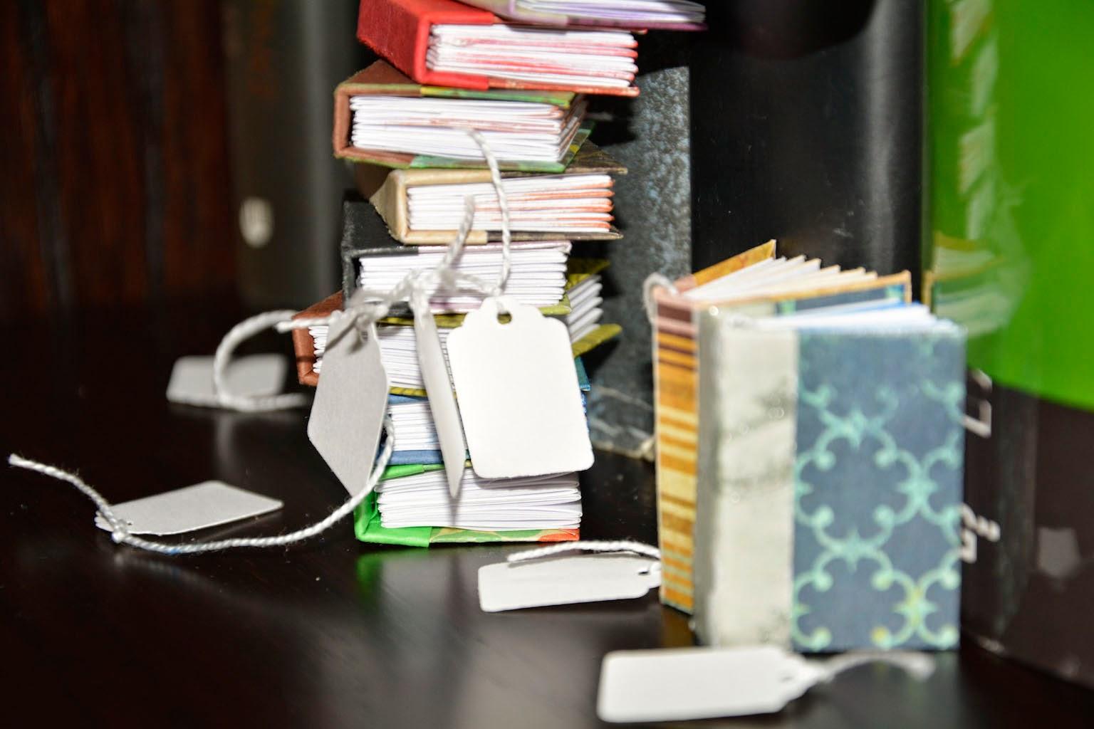 Mini Libros de origami