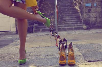 Valentínska súťaž / vyhraj topánky podľa vlastného výberu