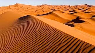 Gurun Pasir Erg Chebbi, Maroko