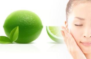 Jeruk Nipis untuk kulit bersih