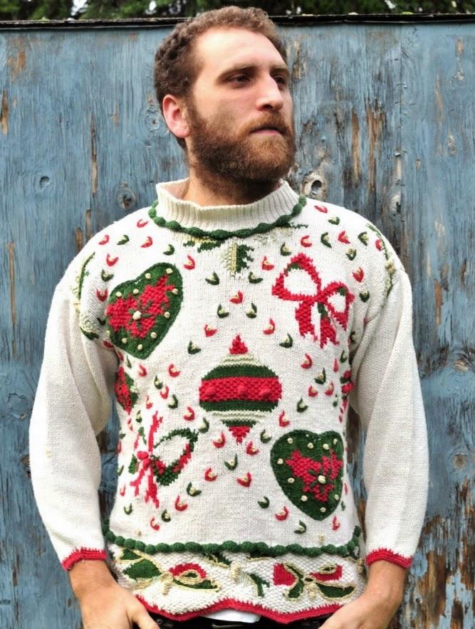 wigilijny sweter