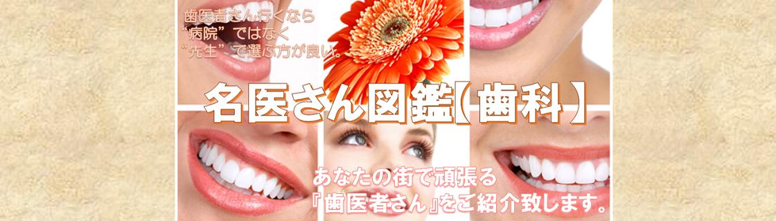 名医さん図鑑【歯科】-47都道府県-