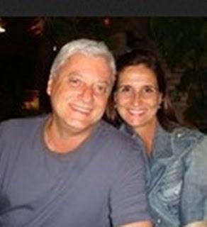 Pr. Walter e esposa Denize