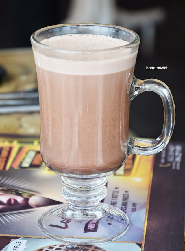 My favourite Hot Chocolate - RM13