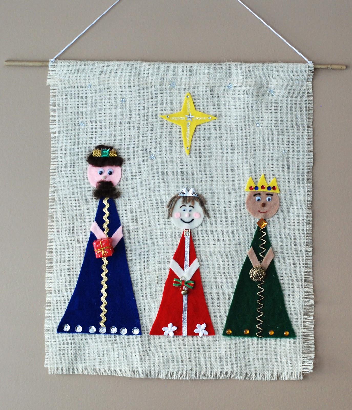 We Three Kings Banner