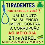 4ª Paralisação<br> Contra Corrupção