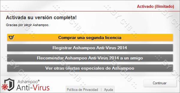 ashampoo - Ashampoo Anti-Virus 2014 1.0.0 Español [Con dos motores emsisoft + bitdefender] 26-09-2013+10-38-13+a-m-