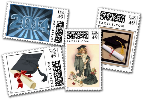 Graduations Stamps