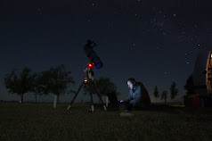 Haciendo Astrofotografia