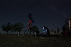 Haciendo Astrofotografia