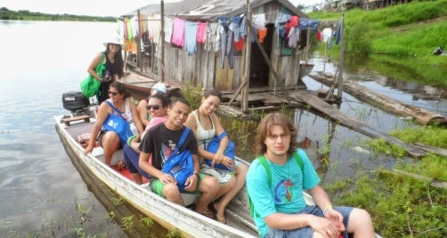 Jovens da primeira Missão na Amazônia contam experiências ao Papa Francisco