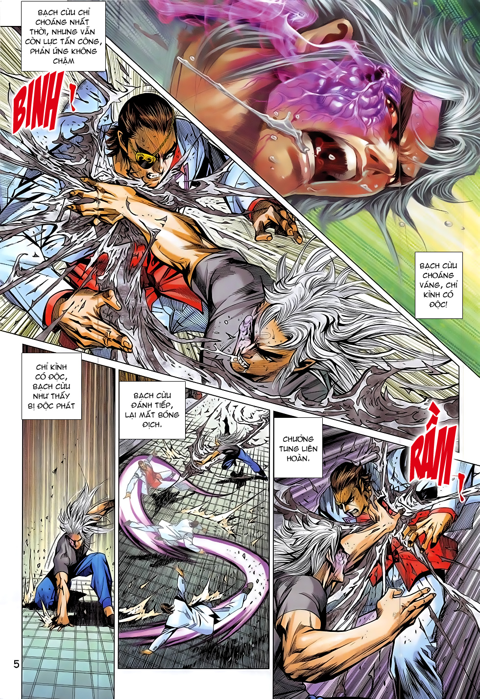 Tân Tác Long Hổ Môn chap 795 Trang 5 - Mangak.info