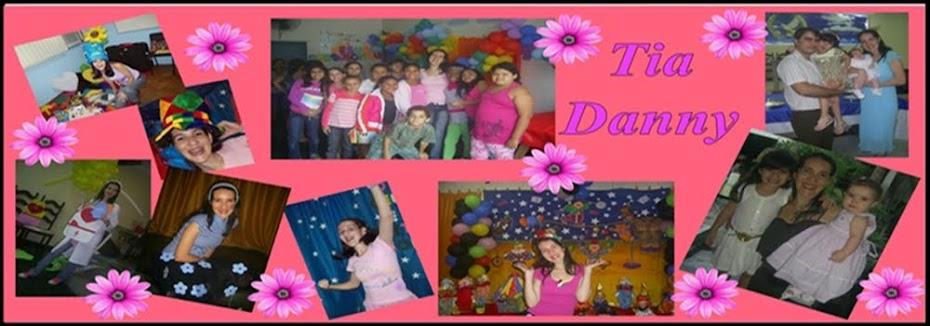 Tia Danny - EBD Infantil