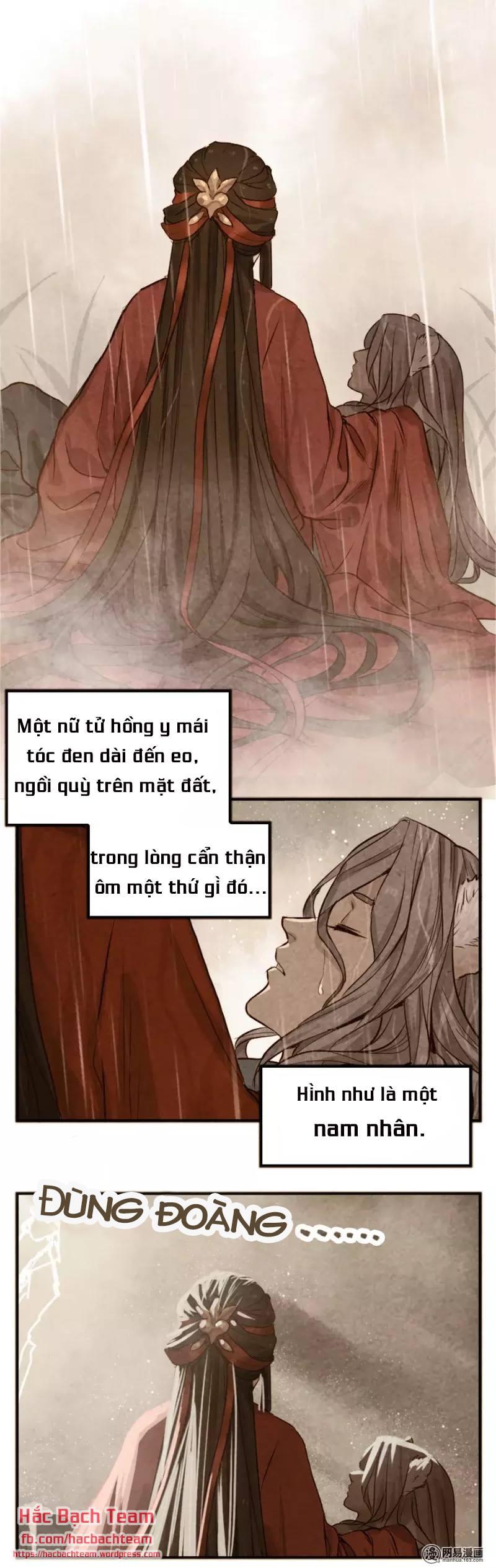 Minh Thần Người Chờ Một Chút – Chap 1