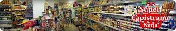 En Nerja supermercado Capistrano, tus compras de vacaciones en El Capistrano Village, con un trato directo y familiar