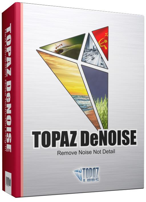 Topaz DeNoise 5.0.0 for Mac