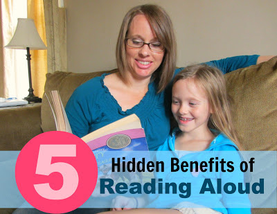 5 Hidden Benefits of Reading Aloud