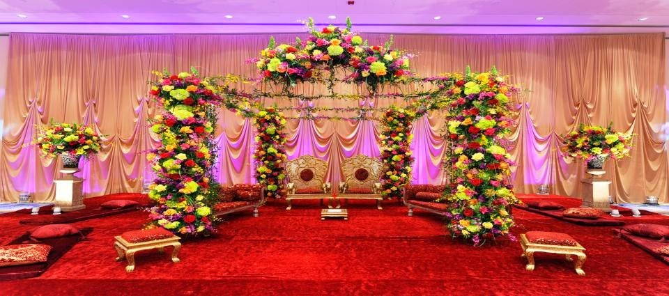 Wedding planner ring ceremony decoration in agra mathura wedding mandap themes our wedding mandap decoration junglespirit Image collections