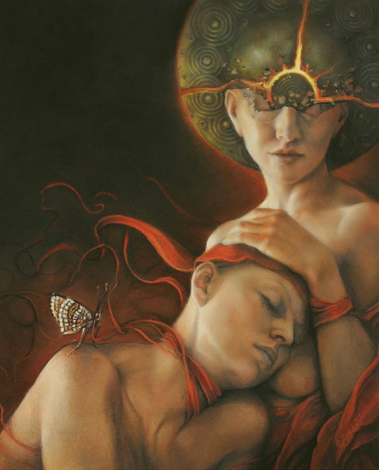 retratos-de-mujeres-surrealismo-pintura