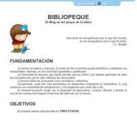  Proyectos Bibliopeque 